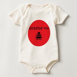 Bushido_CIRCLE Baby Bodysuit