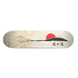 Bushido deck skate board decks