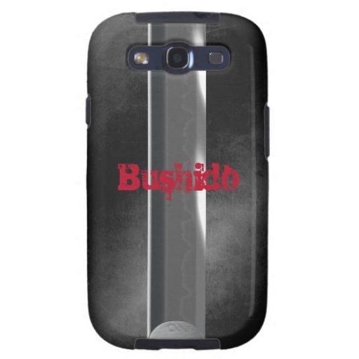 Bushido Galaxy S3 Cover