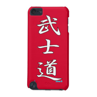 BUSHIDO KANJI red iPod Touch (5th Generation) Cover