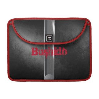 Bushido Sleeves For MacBook Pro