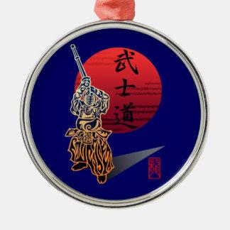 Bushido Metal Ornament