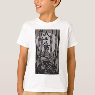 Bushido Moon  by Cartrer L. Shepard T-Shirt