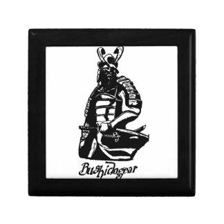 """Bushidogear"" Artwork by Carter L. Shepard"" Jewelry Box"