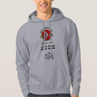 Bushikan Grandmother Hooded Sweatshirt