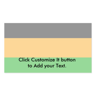 Bushmanland, Myanmar flag Double-Sided Standard Business Cards (Pack Of 100)