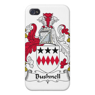 Bushnell Family Crest iPhone 4/4S Case