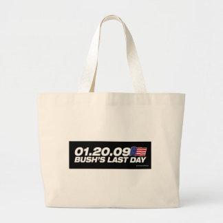 Bush's Last Day Tote Bag