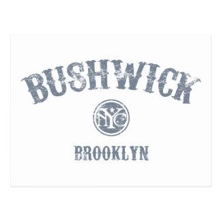 Bushwick Postcard