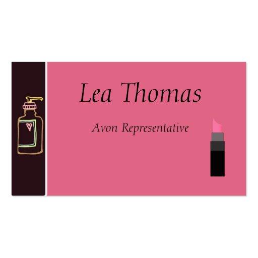 business3 copy lipstickpink Lea Thomas Avon