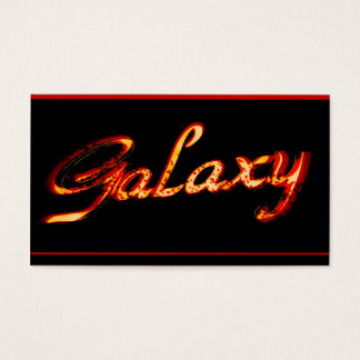 """Business, 3.5"""" x 2.0"""", 100 pack GALAXY Business Card"""