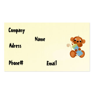 """Business, 3.5"""" x 2"""", 100 pack business cards"""