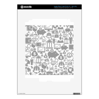 Business a background7 iPad 3 skins