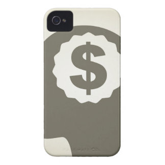 Business a head iPhone 4 case