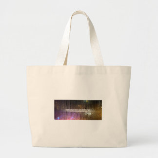 business as usual large tote bag