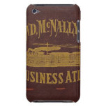 Business atlas iPod Case-Mate cases