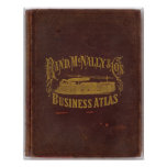 Business atlas poster