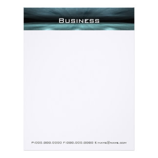 business_b letterhead