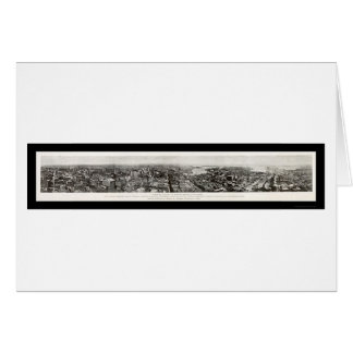 Business Baltimore MD Photo 1914 Greeting Card