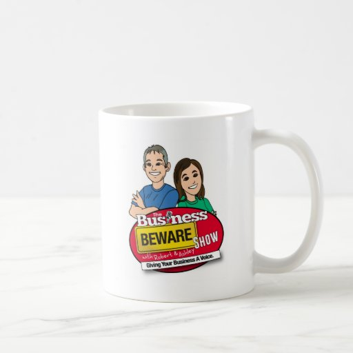 Business Beware Show Mug