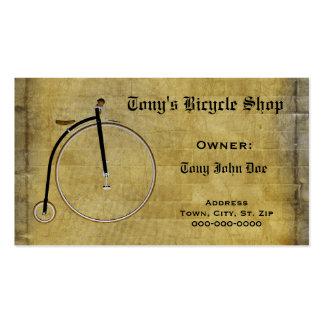 Business Bicycle Repair or Personal Card
