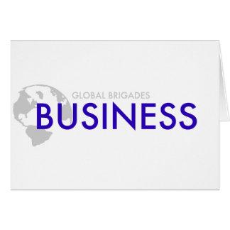 Business Brigades Card