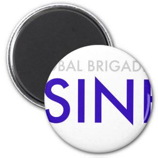 Business Brigades Magnet