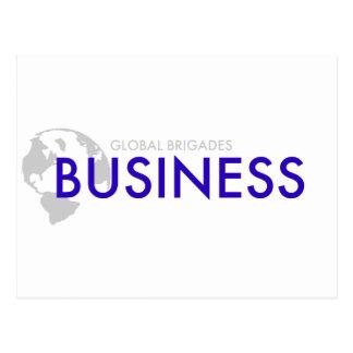 Business Brigades Postcard