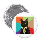 Business Car Advice Animal Meme 1 Inch Round Button