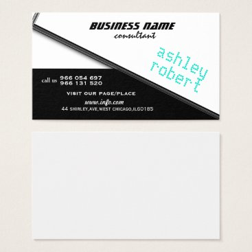Professional Business business card