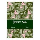 Business Card Art Nouveau Deco Elegant Business Card Templates