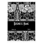 Business Card Art Nouveau Deco Elegant Business Card