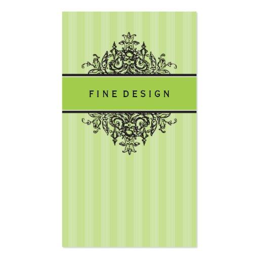 BUSINESS CARD :: beautiful renaissance 12