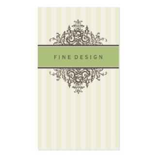 BUSINESS CARD :: beautiful renaissance 16
