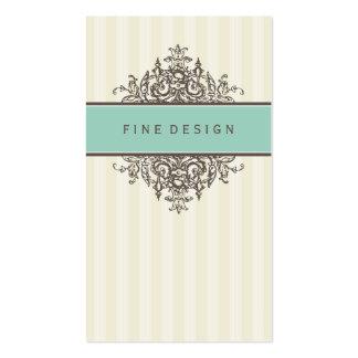 BUSINESS CARD :: beautiful renaissance 17