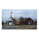 BUSINESS CARD-BOONVILLE BAPTIST CHURCH