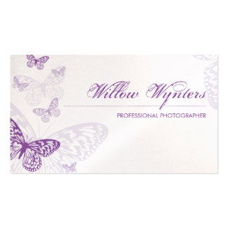 Butterfly business cards and business card templates zazzle for Butterfly business cards