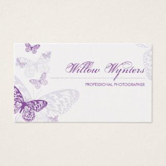 BUSINESS CARD :: butterflies 3L