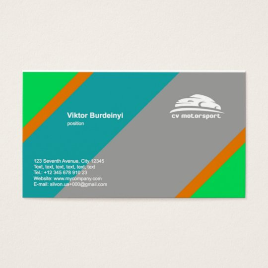 Business card by logaster zazzle for Logging business cards