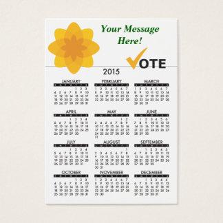 Calendar Business Cards & Templates | Zazzle