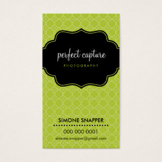 BUSINESS CARD :: captured 1 P