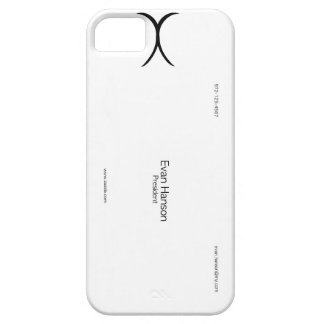 Business Card Case iPhone 5 Covers