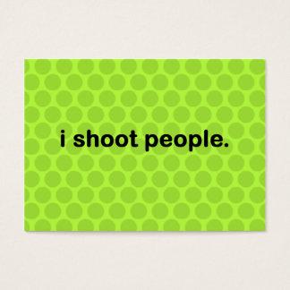 Business Card - CHUBBY