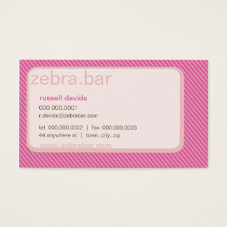 Candy rose business cards templates zazzle business card corporate trendsetter 10 colourmoves Image collections