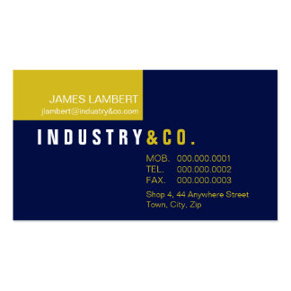 BUSINESS CARD :: corporately modern 13