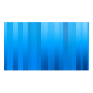 Business Card/Create Your Own Blue Stripes Business Card