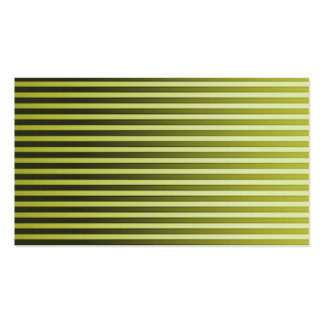 Business Card/Create Your Own Green Stripes Business Card
