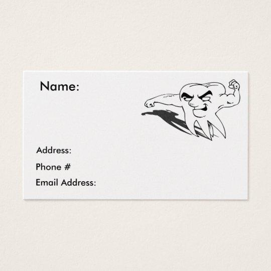 Business Card - Dental