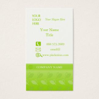 Business Card, Dietary Supplement ~ Health Business Card
