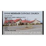 ,BUSINESS CARD-DIVINE REDEEMER CATHOLIC CHURCH...